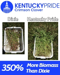 Kentucky Pride - Biomass