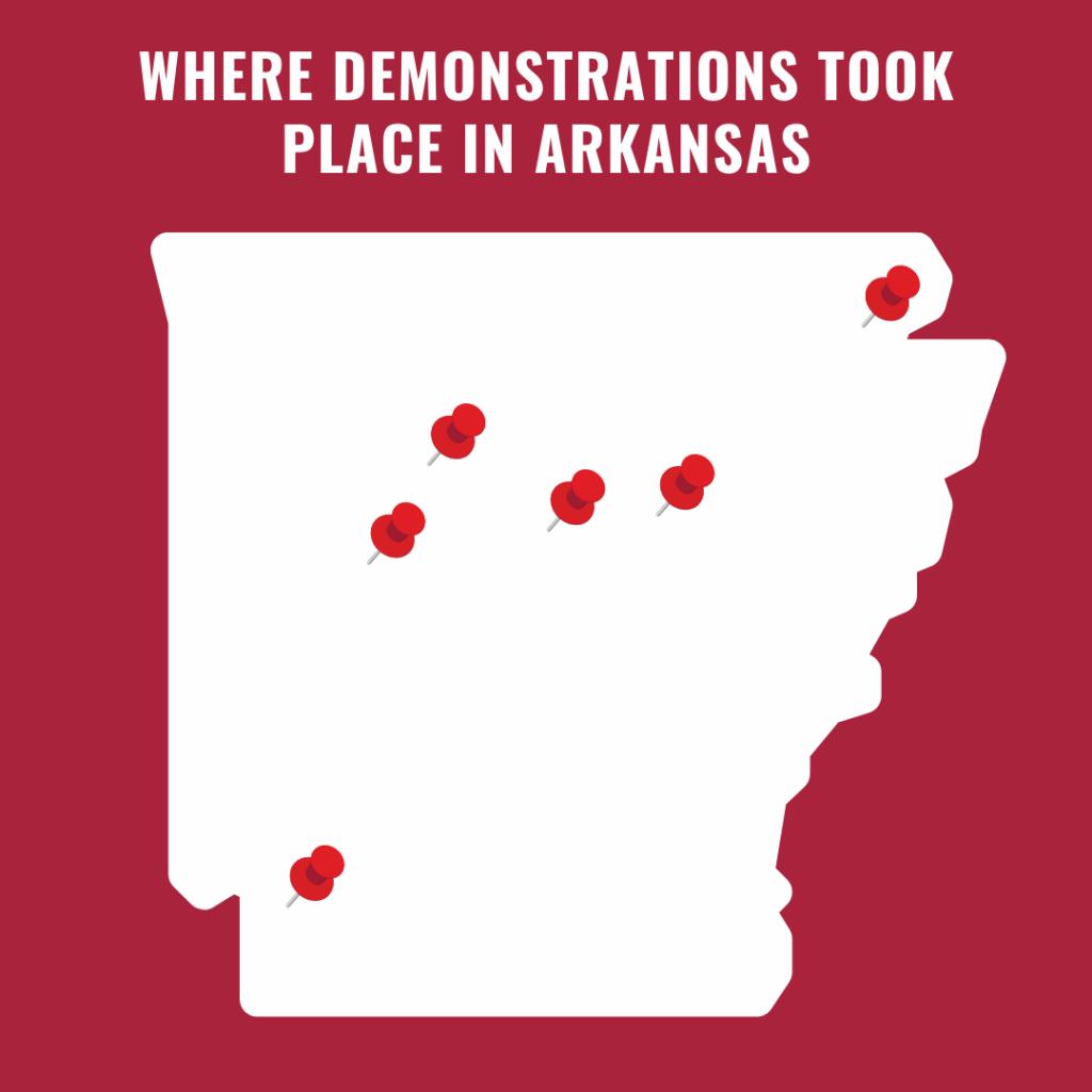 Clover Demonstrations Arkansas